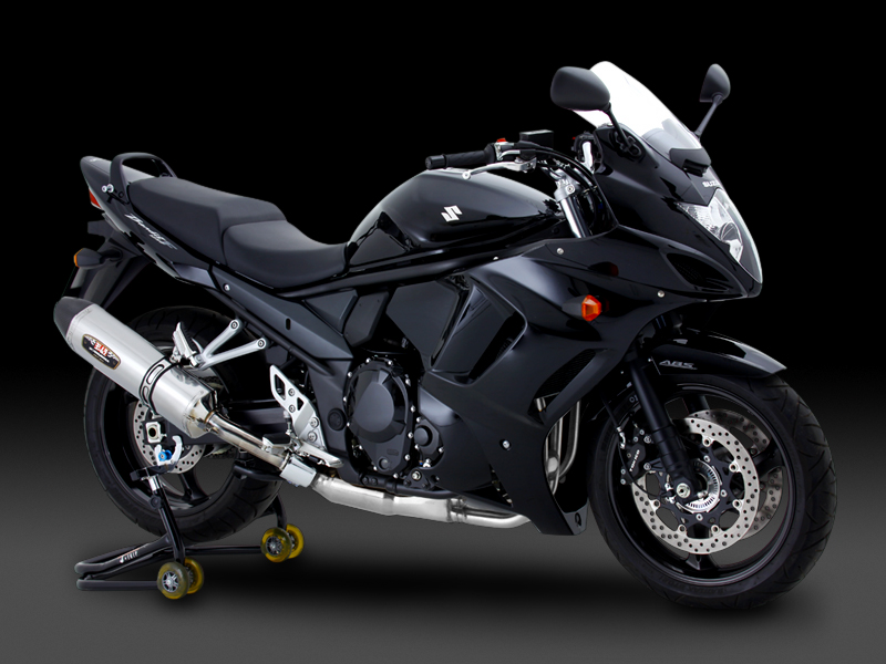 SUZUKI GSX1250F ABS(10-)SLIP-ON R-77J / EURO3