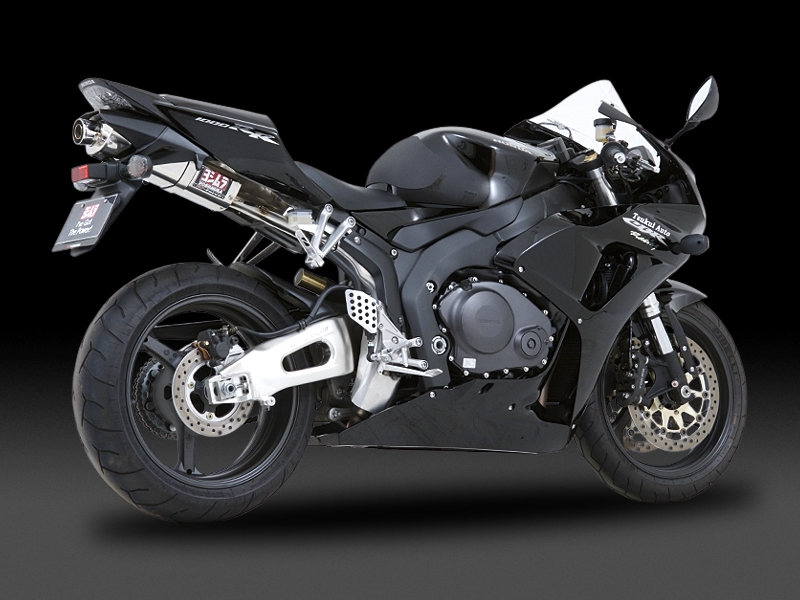 HONDA CBR1000RR(04-06)SLIP-ON GP-FORCE / EURO3