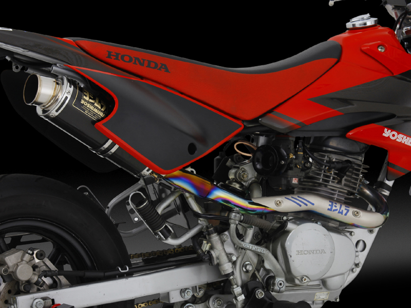 XR100Motard : The picture is Fire Spec.
